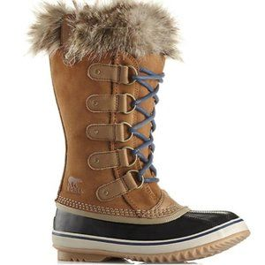 SOREL JOAN OF ARCTIC BOOTS - SIZE 6.5 - LIKE NEW